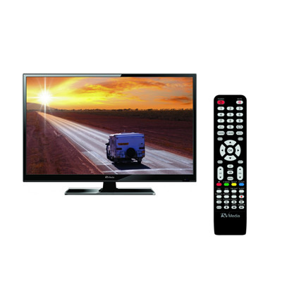 "19"" RV Media LED HD TV/DVD/USB/PVR 12/24/240V Series 3"