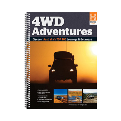 4WD Adventures Hema Maps