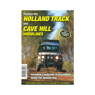 Holland Track And Cave Hill