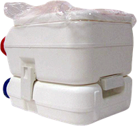 Fiamma Bi-Pot 34 Flush Portable Toilet