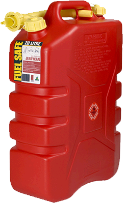 20Ltr Fuel Safe All Purpose Jerry Can