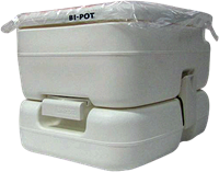 Fiamma Bi-Pot 30 Flush Portable Toilet