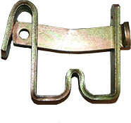 Heavy Duty Trailer Lock