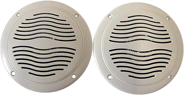 "5"" Dual-Cone Marine Speakers"