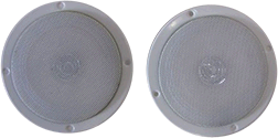 "5"" Slimline Dual Cone Speakers"