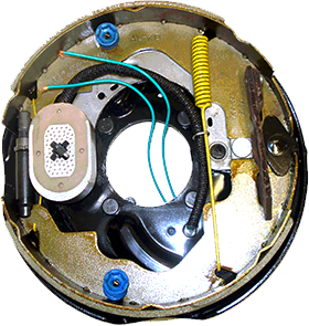 ALKO Electric Drum Brakes