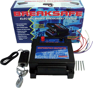 Breaksafe Electric Breakaway System