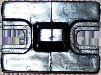 Camec 3 Point Door Lock Catch Pin  sc 1 st  My Caravan Parts & Camec 3 Point Door Lock Catch Pin   My Caravan Parts