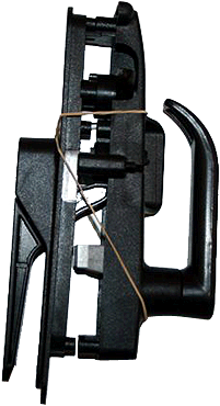 Camec 3 Point Hinged Main Door Lock (Left Hand)  sc 1 st  My Caravan Parts & Camec 3 Point Hinged Main Door Lock | My Caravan Parts