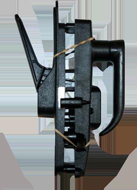 Camec 3 Point Hinged Main Door Lock (Right Hand)  sc 1 st  My Caravan Parts & Camec 3 Point Hinged Main Door Lock | My Caravan Parts