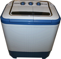 Companion Portable Twin Tub Washing Machine