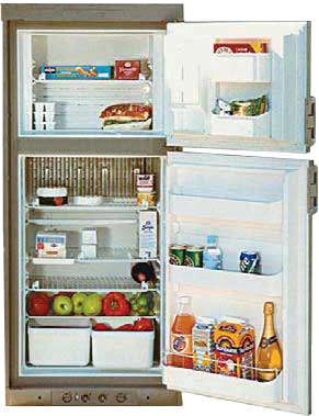 Dometic 184lt Refrigerator/Freezer