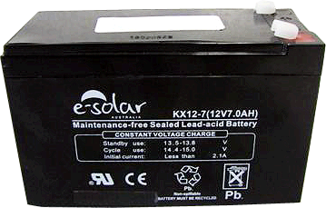 E-Solar Breaksafe Battery