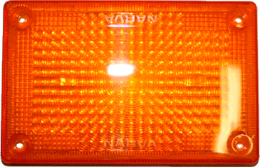 Narva Tail Light Lens (Amber)