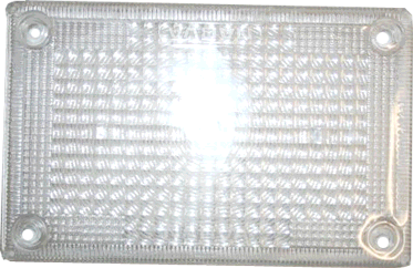 Narva Tail Light Lens (Clear)