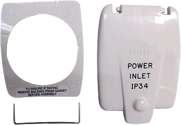 Replacement Flap For Clipsal Power Inlet Ip34