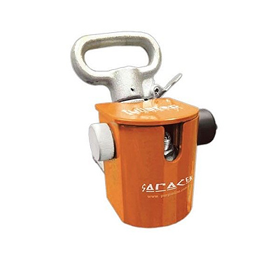 Saracen Fullstop Security Caravan Hitch Lock