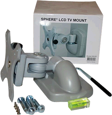 Sphere Direct LCD TV Wall Mount