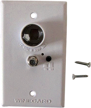 Winegard Wall Power Switch