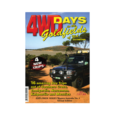 4WD Days in the Goldfields of WA