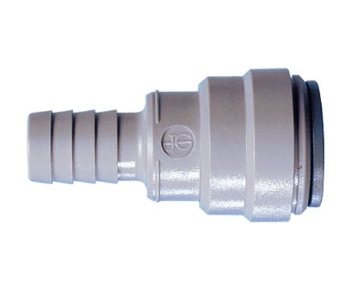 JOHN GUEST ½ BARB FOR TUBE FITTING 15MM X ½""