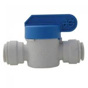JOHN GUEST 12mm SHUT-OFF VALVE PLASTIC