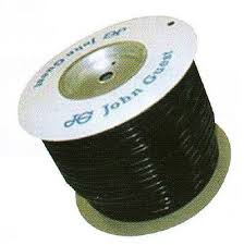 JOHN GUEST BLACK 12mm X 100mt ROLL OF TUBING