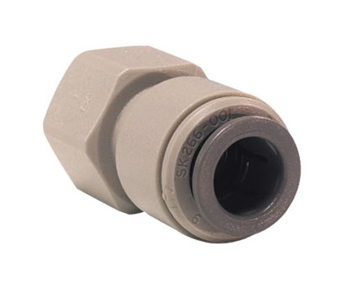 JOHN GUEST FEMALE PLASTIC CONNECTOR FOR 12MM X ½ FBSP