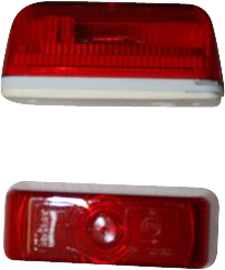 Britax Red Rear Position Lamp