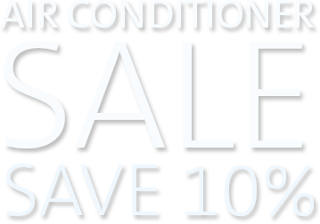 Air Conditioner Sale