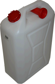 20Ltr Water Jerry Can