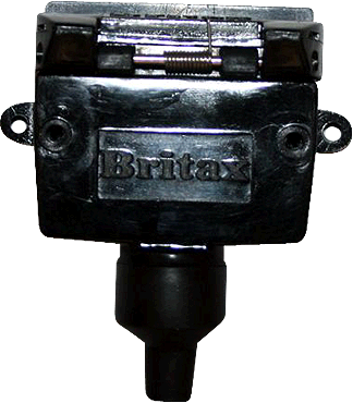 Britax 7 Pin Flat Socket