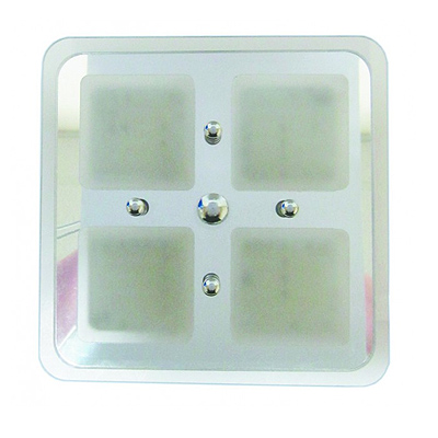 Camec LED 4 Square Ceiling Light