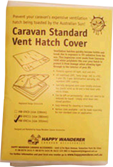 Caravan Standard Vent Hatch Cover
