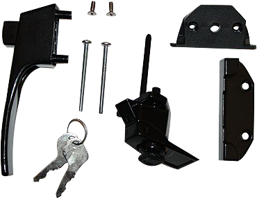 Complete Panorama Door Lock Assembly