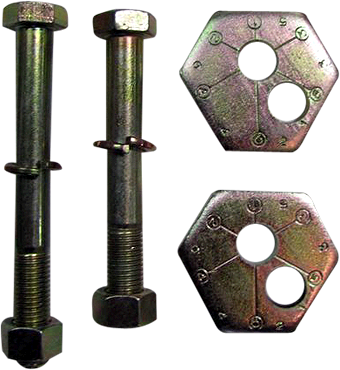 Hayman Reese Replacement Bolts, Nuts & Cam Washers