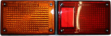 Narva Stop/Tail & Indicator Light 86050