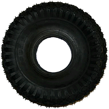 Rubber Tyre 4.10 - 3.50 X 4 Ply