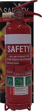 Safety 1Kg Fire Extinguisher