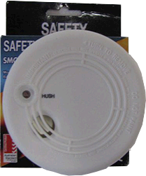 Safety Smoke Alarm Model S1221