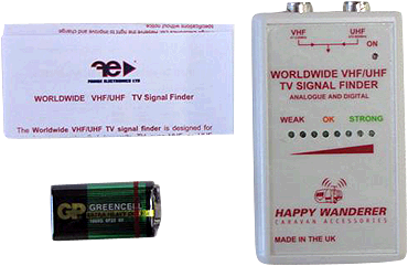 Worldwide Tv Signal Finder
